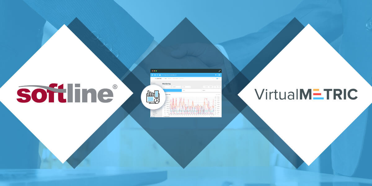 Softline and VirtualMetric became strategic partners for virtual infrastructure monitoring, physical servers, networks and data warehouses