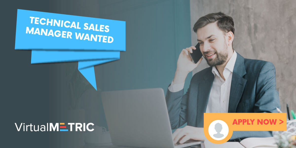 Technical Sales and Business Development Manager Wanted