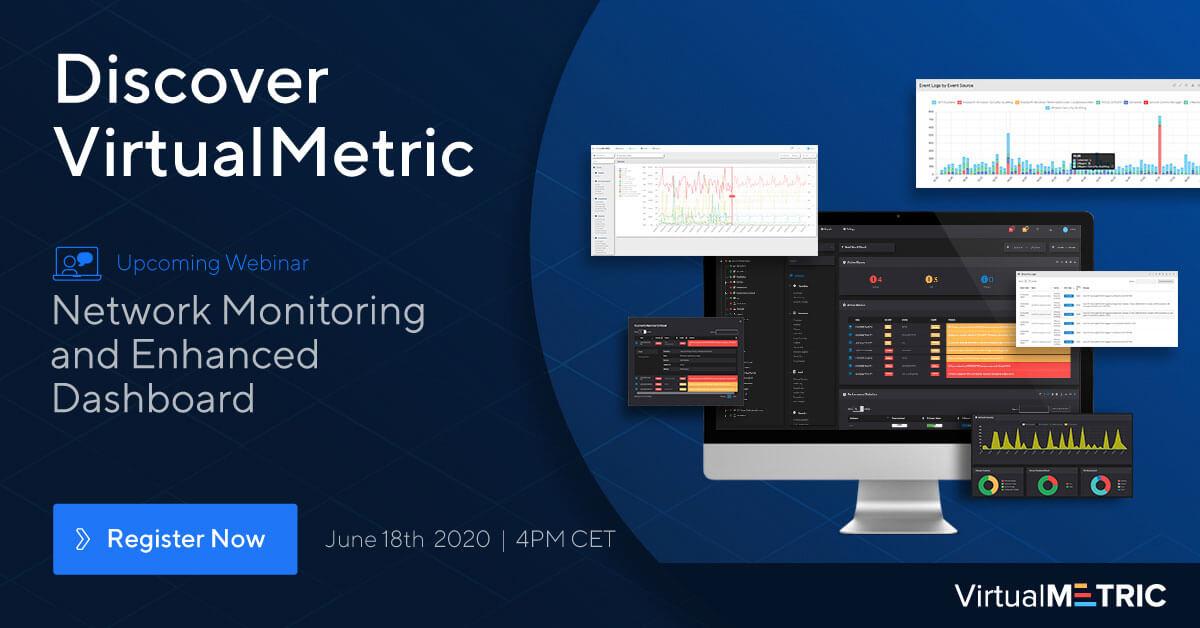 Webinar: Network Monitoring and Enhanced Dashboard