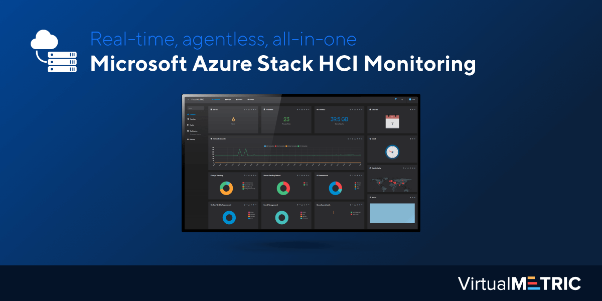Microsoft Azure Stack HCI Monitoring