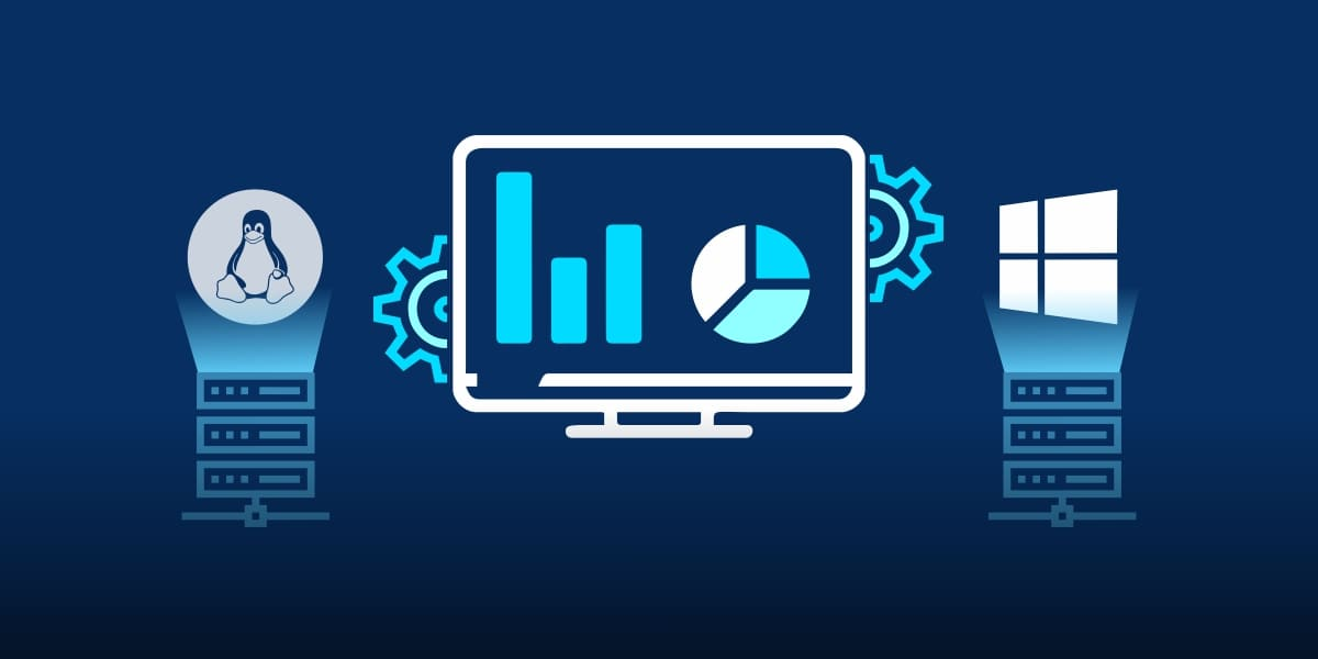 Monitoring Software for the Windows or Linux Servers