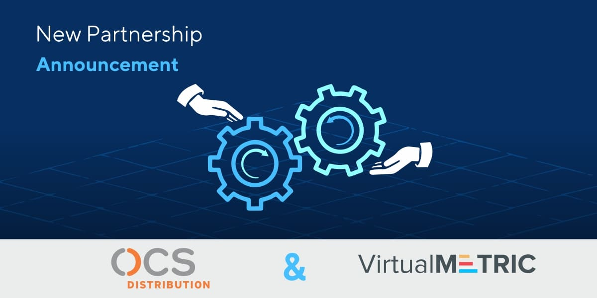 VirtualMetric stepped into a partnership with OCS Distribution, the leading broadline technology distributor in Russia