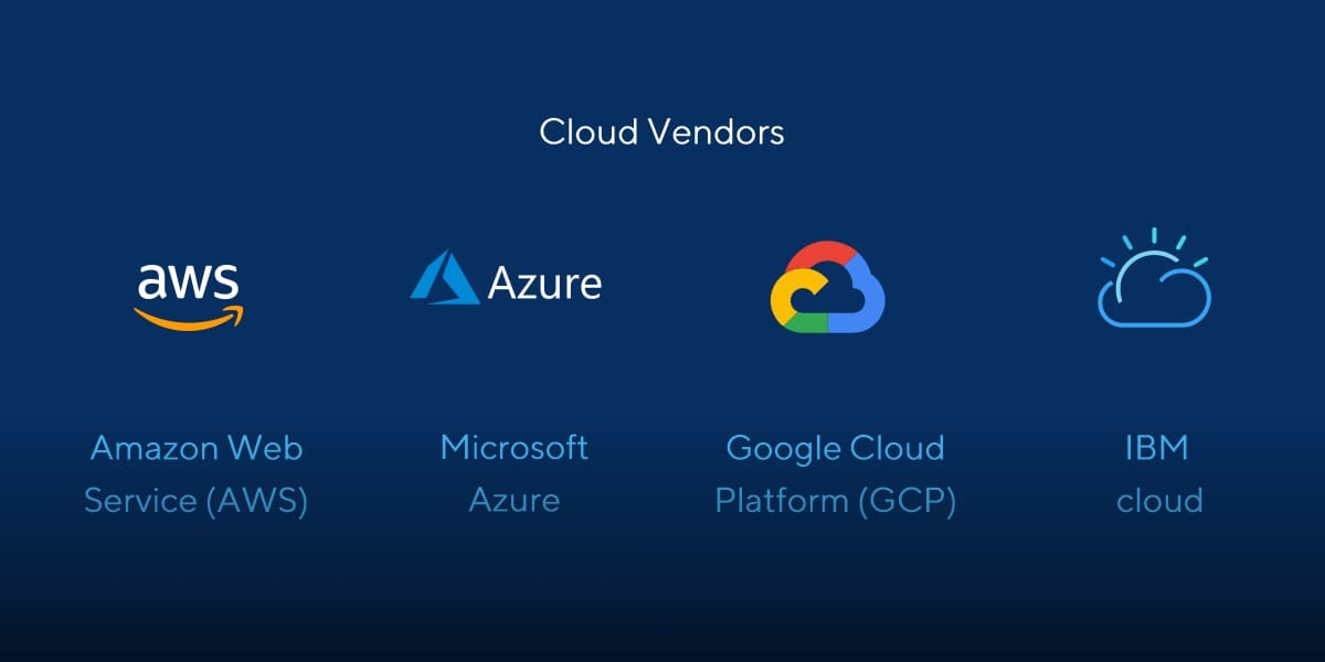 Cloud Vendors