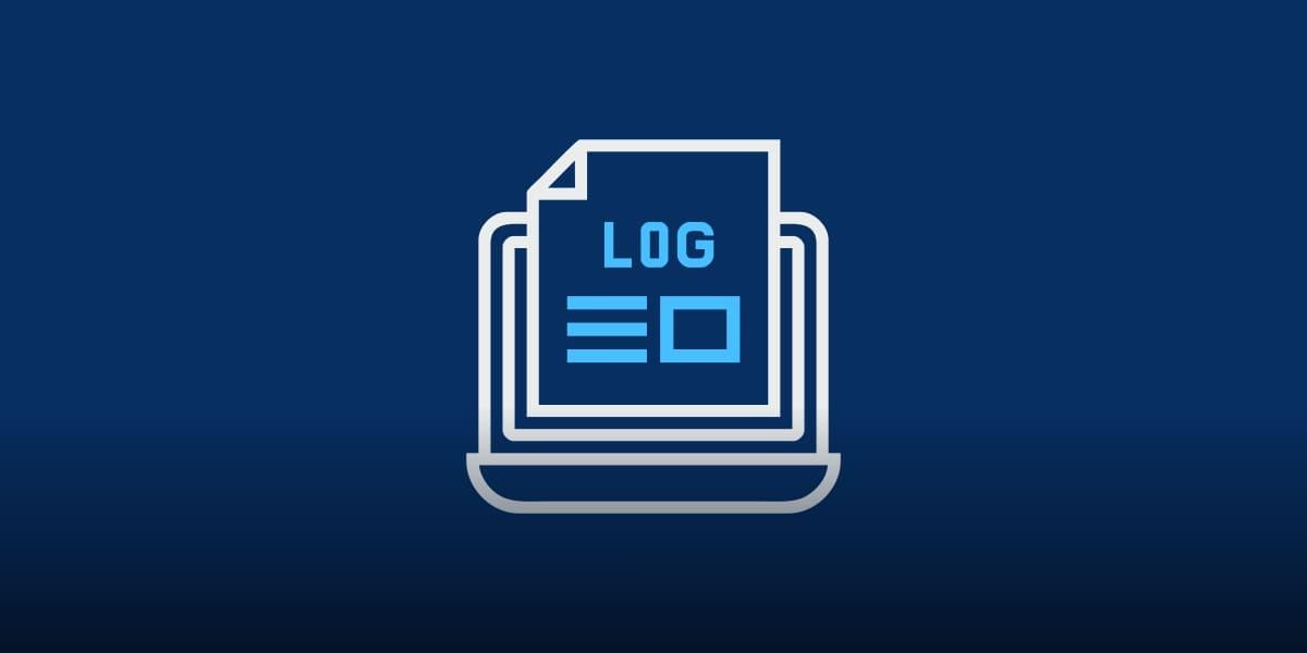 Log database
