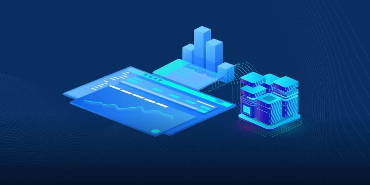Server monitoring process