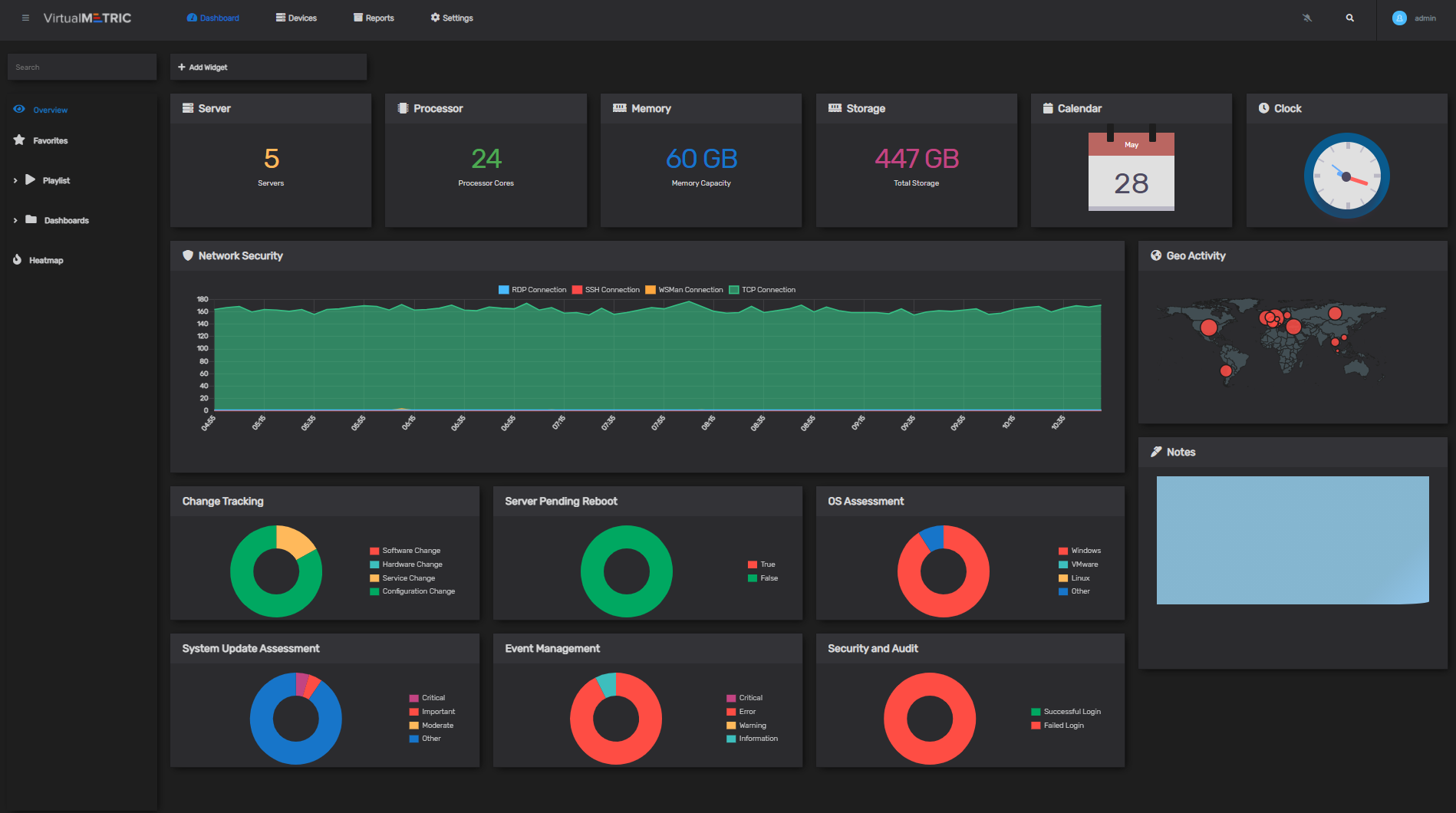 User Tracking - Easy to Use Monitoring tool